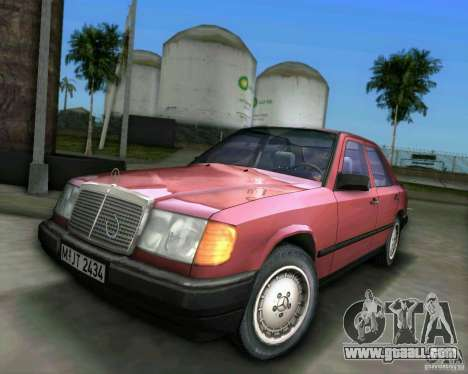 Mercedes-Benz E190 for GTA Vice City