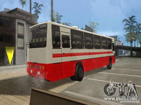 IKARUS 250 for GTA San Andreas left view