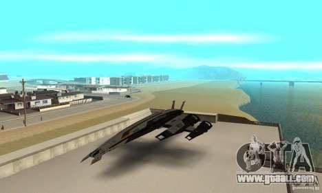 S.S.V. NORMANDY-SR 2 for GTA San Andreas