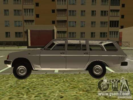 GAZ Volga 31022 for GTA San Andreas