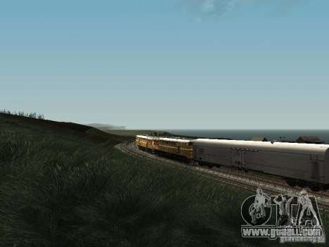 2TE10U-0137 for GTA San Andreas inner view