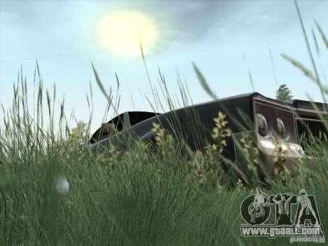 Sabre HD for GTA San Andreas back view