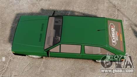 Volkswagen Gol GL 1992 Edit for GTA 4 right view