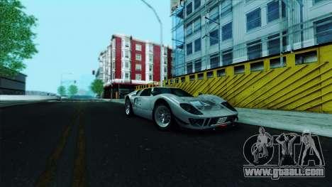 ENBSeries by egor585 for GTA San Andreas second screenshot