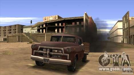 Diesel v 2.0 for GTA San Andreas forth screenshot