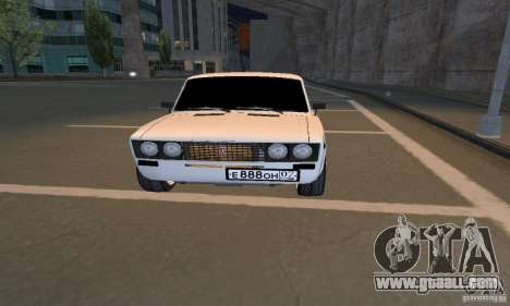 VAZ 2106 Tuning Light for GTA San Andreas left view