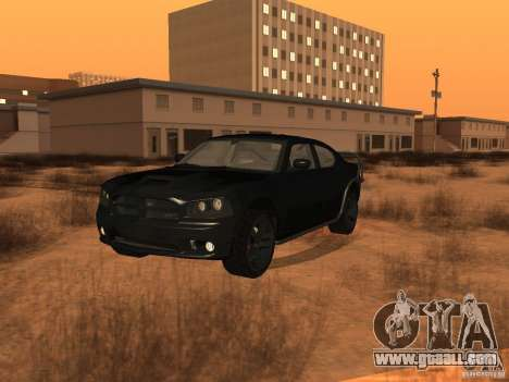 Dodge Charger Fast Five for GTA San Andreas