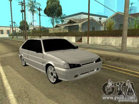 VAZ 2113TL for GTA San Andreas