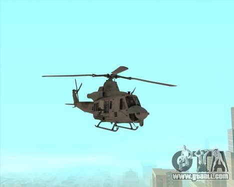 UH-1 Iroquois for GTA San Andreas