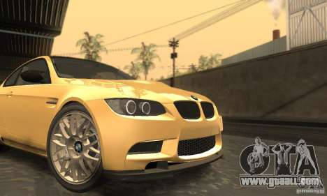 ENBSeries by dyu6 for GTA San Andreas sixth screenshot