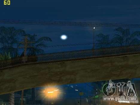GTA SA IV Los Santos Re-Textured Ciy for GTA San Andreas seventh screenshot