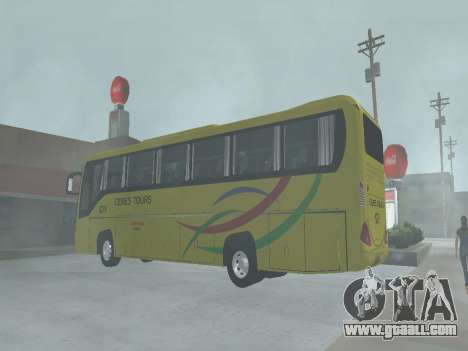 Yanson Viking - CERES TOURS 6279 for GTA San Andreas inner view
