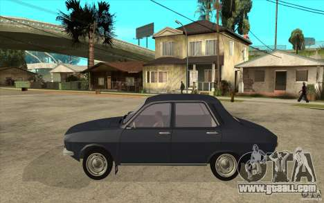 Dacia 1300 v2 for GTA San Andreas left view
