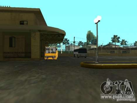 5 Bus v. 1.0 for GTA San Andreas forth screenshot