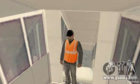 Airport Vehicle for GTA San Andreas ninth screenshot