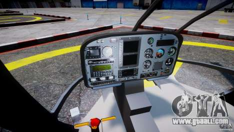Eurocopter EC 130 B4 USA Theme for GTA 4 right view