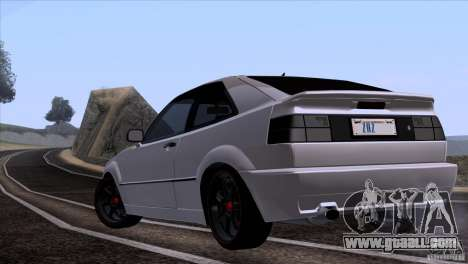 Volkswagen Corrado VR6 for GTA San Andreas right view