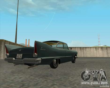 Plymouth Savoy 1957 for GTA San Andreas right view