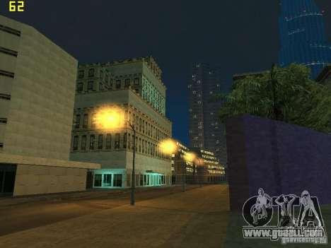 GTA SA IV Los Santos Re-Textured Ciy for GTA San Andreas eleventh screenshot