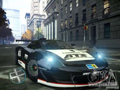 Porsche 918 Spider Body Kit Final for GTA 4