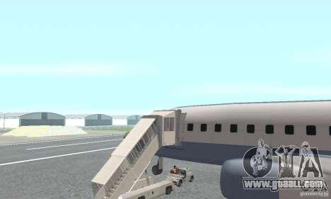 Airport Vehicle for GTA San Andreas second screenshot