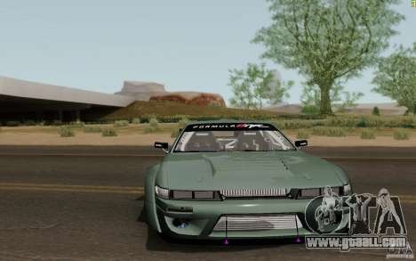 Nissan S13 Ben Sopra for GTA San Andreas left view