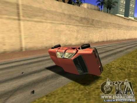 Realistic Car Crash Physics for GTA San Andreas