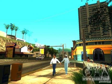 EnbSeries by gta19991999 v2 for GTA San Andreas second screenshot