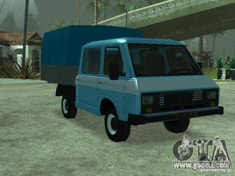 RAPH 3311 Pickup for GTA San Andreas back left view