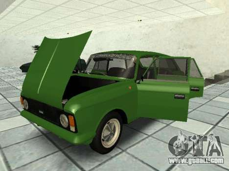IZH Combi 21251 for GTA San Andreas right view