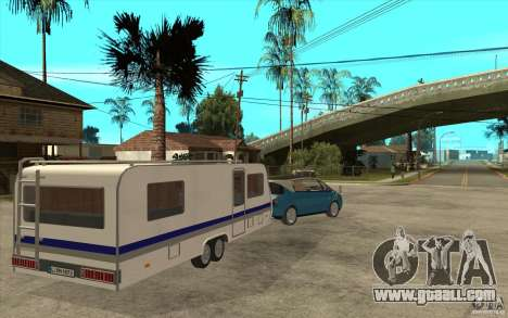 Trailer for the Renault Avantime for GTA San Andreas right view