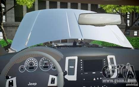 Jeep Grand Cheroke for GTA 4