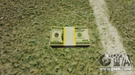 Real American money for GTA 4