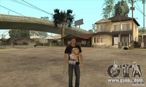 3 skin replacement Cj for GTA San Andreas forth screenshot