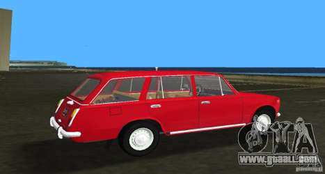 VAZ 2102 for GTA Vice City back left view