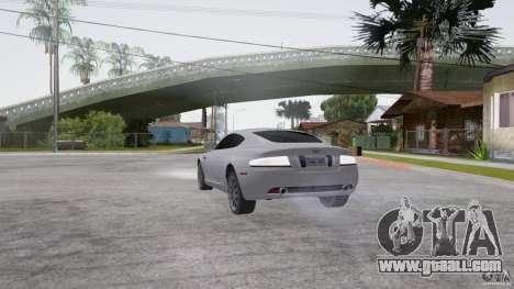 Aston Martin DB9 for GTA San Andreas