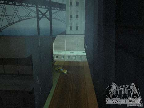 Happy Island 1.0 for GTA San Andreas sixth screenshot
