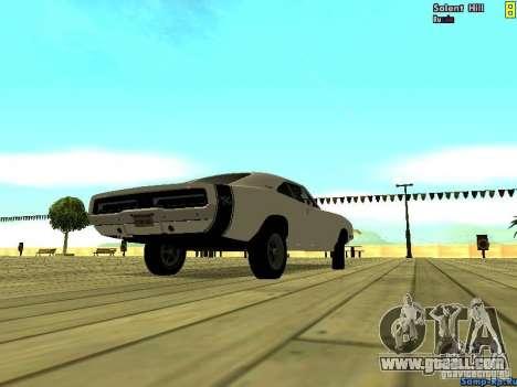 New Graph V2.0 for SA:MP for GTA San Andreas forth screenshot