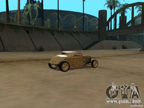 GFX Mod for GTA San Andreas seventh screenshot