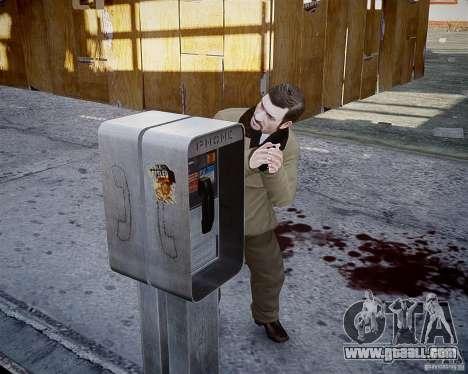 Sniper Bullet Time 2.0 for GTA 4 second screenshot