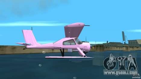 PZL 104 Wilga for GTA Vice City back left view