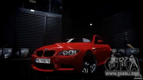 BMW M3 GT-S V.1.0 for GTA 4