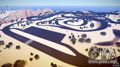 Dead Race Island for GTA 4 forth screenshot