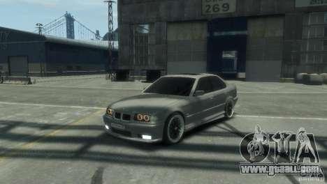 BMW 318i Light Tuning for GTA 4