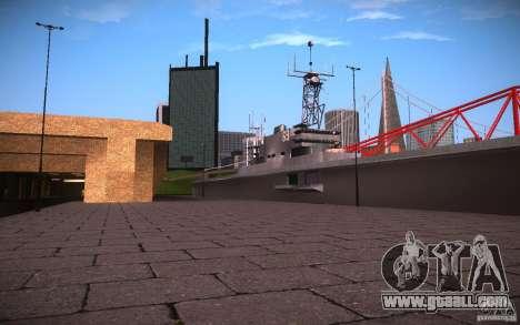 San Fierro Re-Textured for GTA San Andreas seventh screenshot