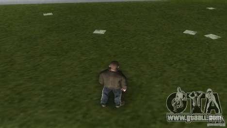Niko Bellic for GTA Vice City second screenshot