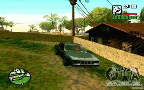 ENBSeries by Blaid for GTA San Andreas