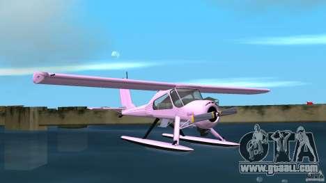PZL 104 Wilga for GTA Vice City left view