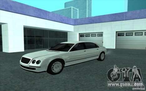 Cognoscneti from GTA 4 for GTA San Andreas