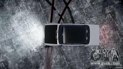 ВАЗ 2107 Drift for GTA 4 back left view